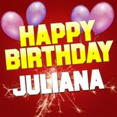 Happy Birthday Juliana (Electro Version)