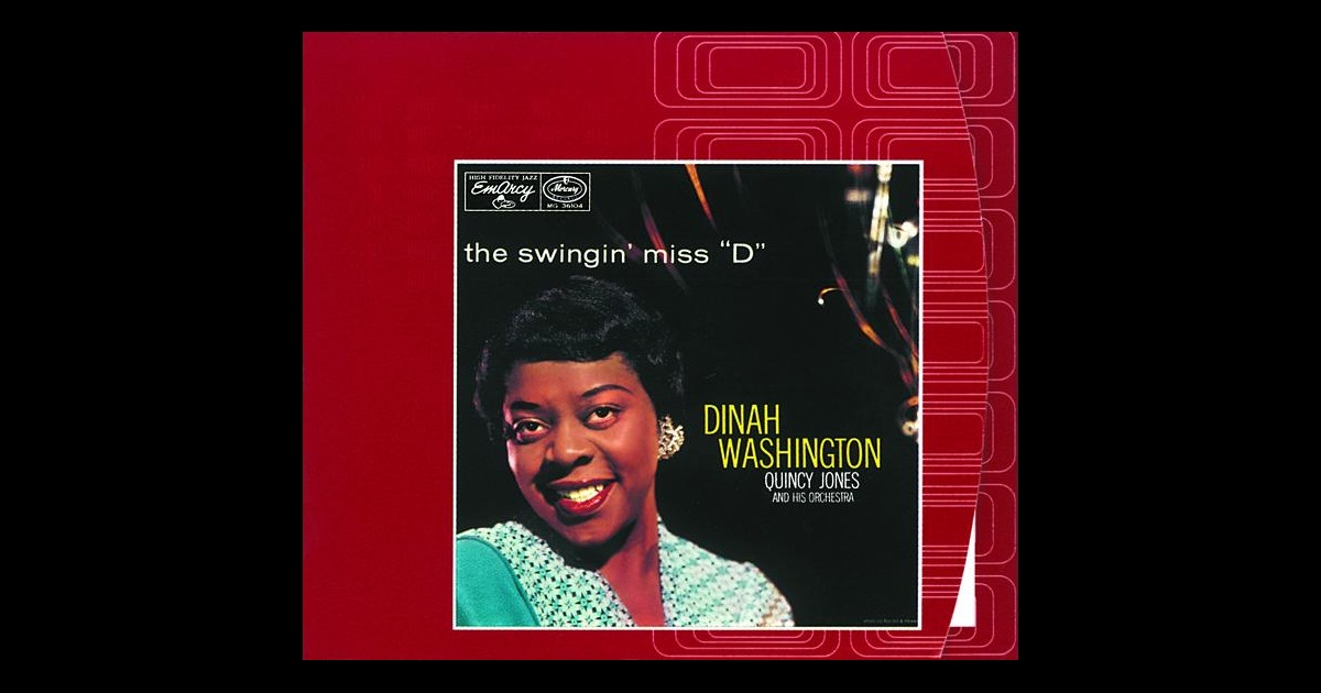 Dinah Washington Quincy Jones And His Orchestra Queen Quincy