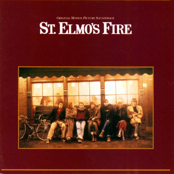 St. Elmos Fire (Man In Motion)
