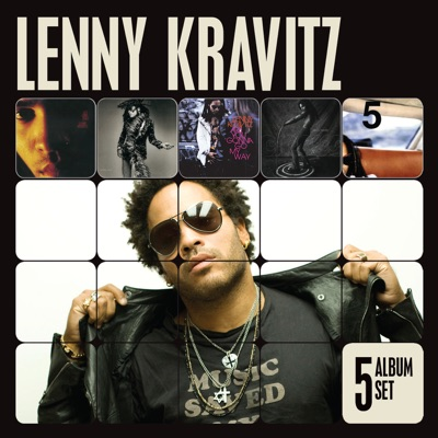 5 Album Set: Let Love Rule / Mama Said / Are You Gonna Go My Way / Circus / 5 - Lenny Kravitz