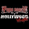 Hollywood Whore - Single ジャケット写真