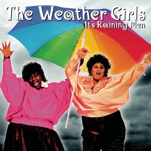 Cover art for It's Raining Men