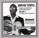 Johnnie Temple - The Sun Goes Down In Blood