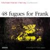 48 Fugues for Frank ジャケット写真