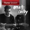 iTunes Session - EP, Matt Corby