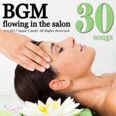 BGM Flowing in the Salon Healing of Head Spa