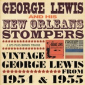 George Lewis & His New Orleans Stompers - Bucket's Got a Hole in It