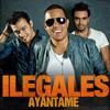 Ilegales - Ayantame (feat. El potro Álvarez) ilustración