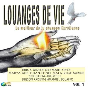 Various Artists - Louanges de vie, vol. 1 (Le meilleur de la chanson Chretienne)