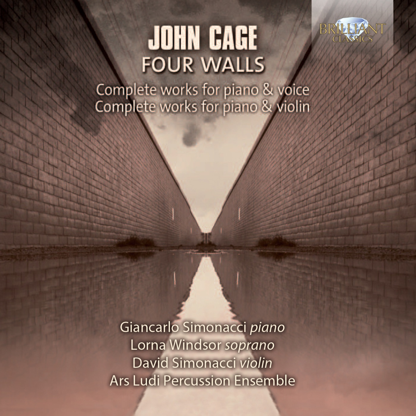 Cage: Complete Works for Piano & Voice and Piano & Violin
