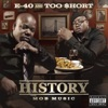 History: Mob Music, E-40 & Too $hort