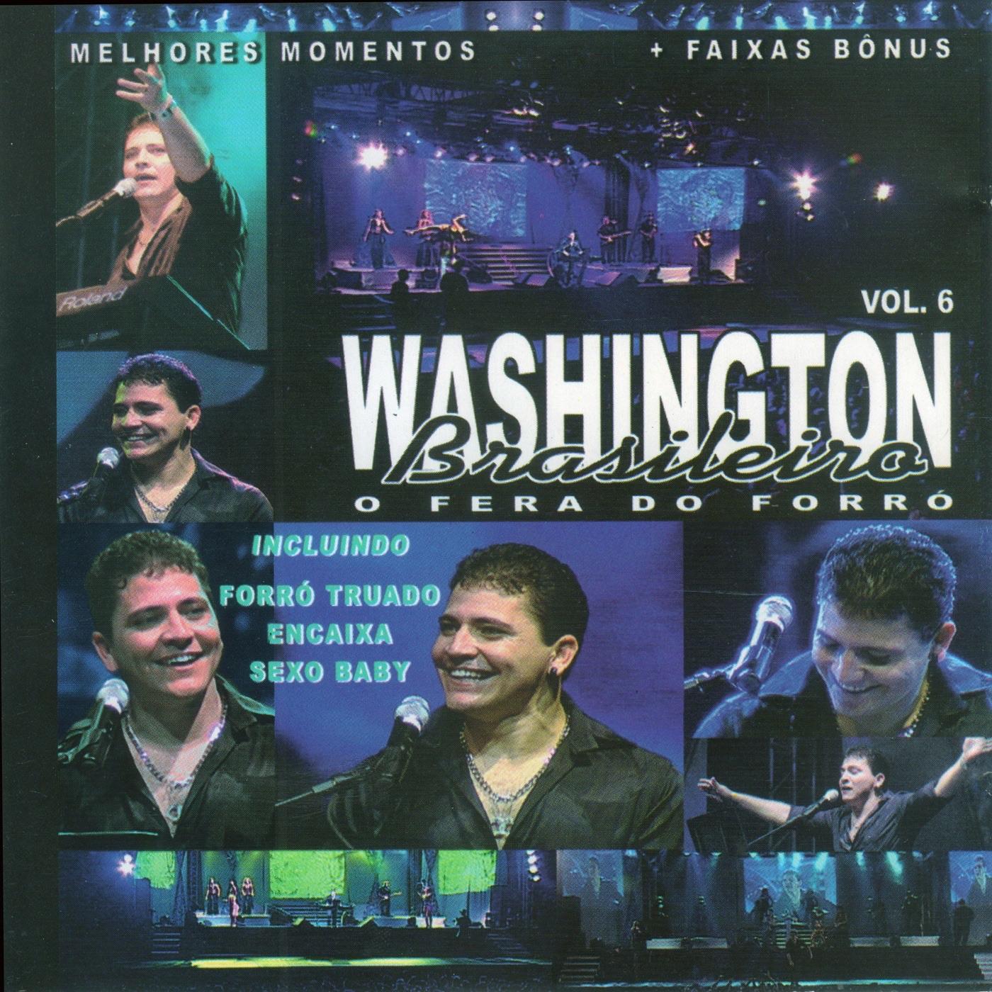 Washington Brasileiro, Vol. 6 (Ao Vivo)