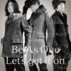 Be As One/Let's get it on - EP ジャケット写真