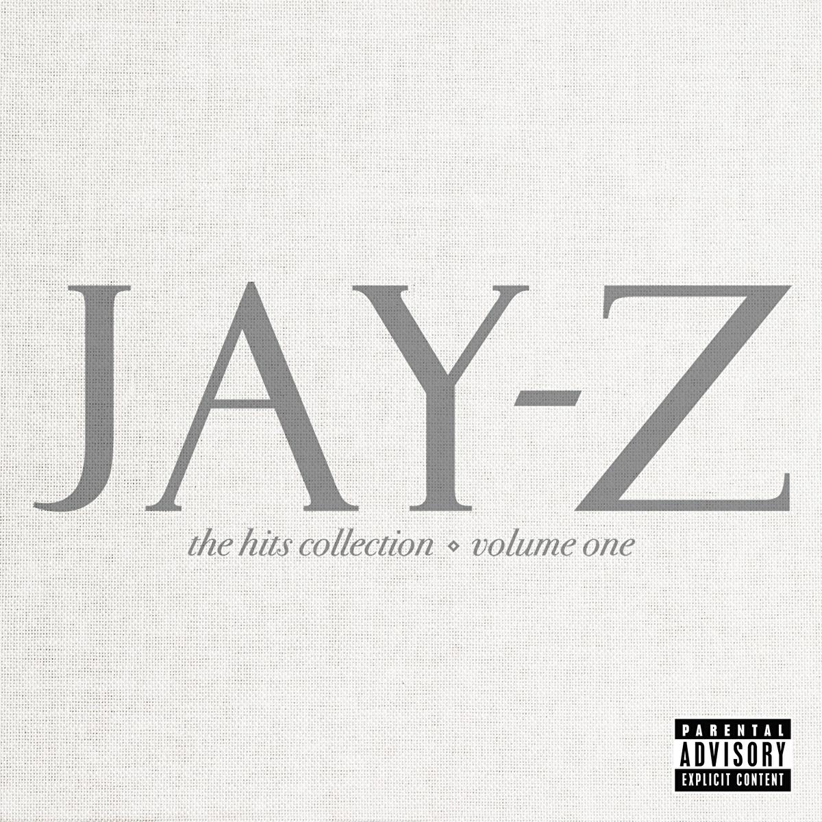 The Hits Collection Vol One JAY-Z CD cover