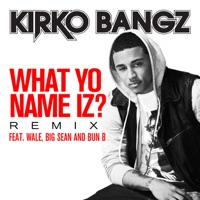 What Yo Name Iz? (Remix) [feat. Wale, Big Sean and Bun B] - Single Mp3 Download