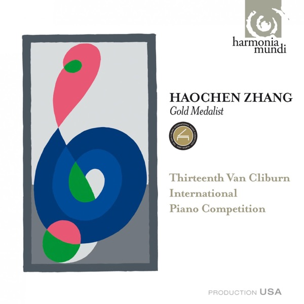 13th Van Cliburn International Piano Competition - Gold Medalist