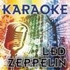 Karaoke Led Zeppelin (Karaoke Version) - EP ジャケット写真