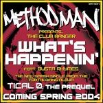 Method Man - What's Happenin'