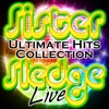 Ultimate Hits Collection Live ジャケット写真