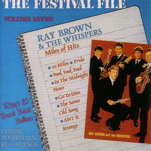 Ray Brown and Whispers - 20 Miles