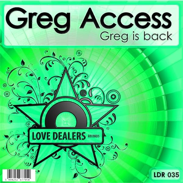 Greg Is Back - EP