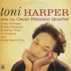 Toni Harper - Toni Harper with the Oscar Peterson Quartet artwork