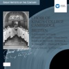 Britten: A Ceremony of Carols, etc, Choir of King's College, Cambridge