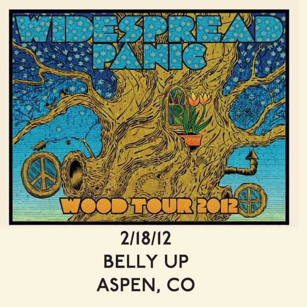 Widespread Panic - Live At Belly Up 2/18/2012
