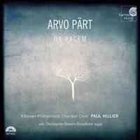 Estonian Philharmonic Chamber Choir & Paul Hillier - Zwei slawische Psalmen: II. Psalm 131 artwork