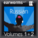 Earworms Learning - Rapid Russian: Volumes 1 & 2