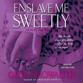 Enslave Me Sweetly: Alien Huntress, Book 2 (Unabridged) audiobook