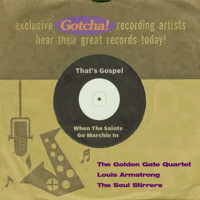 Various Artists - When the Saints Go Marchin in (That's Gospel) artwork