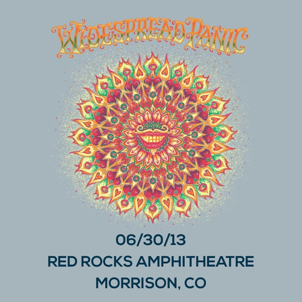 Live at Red Rocks 6/30/2013