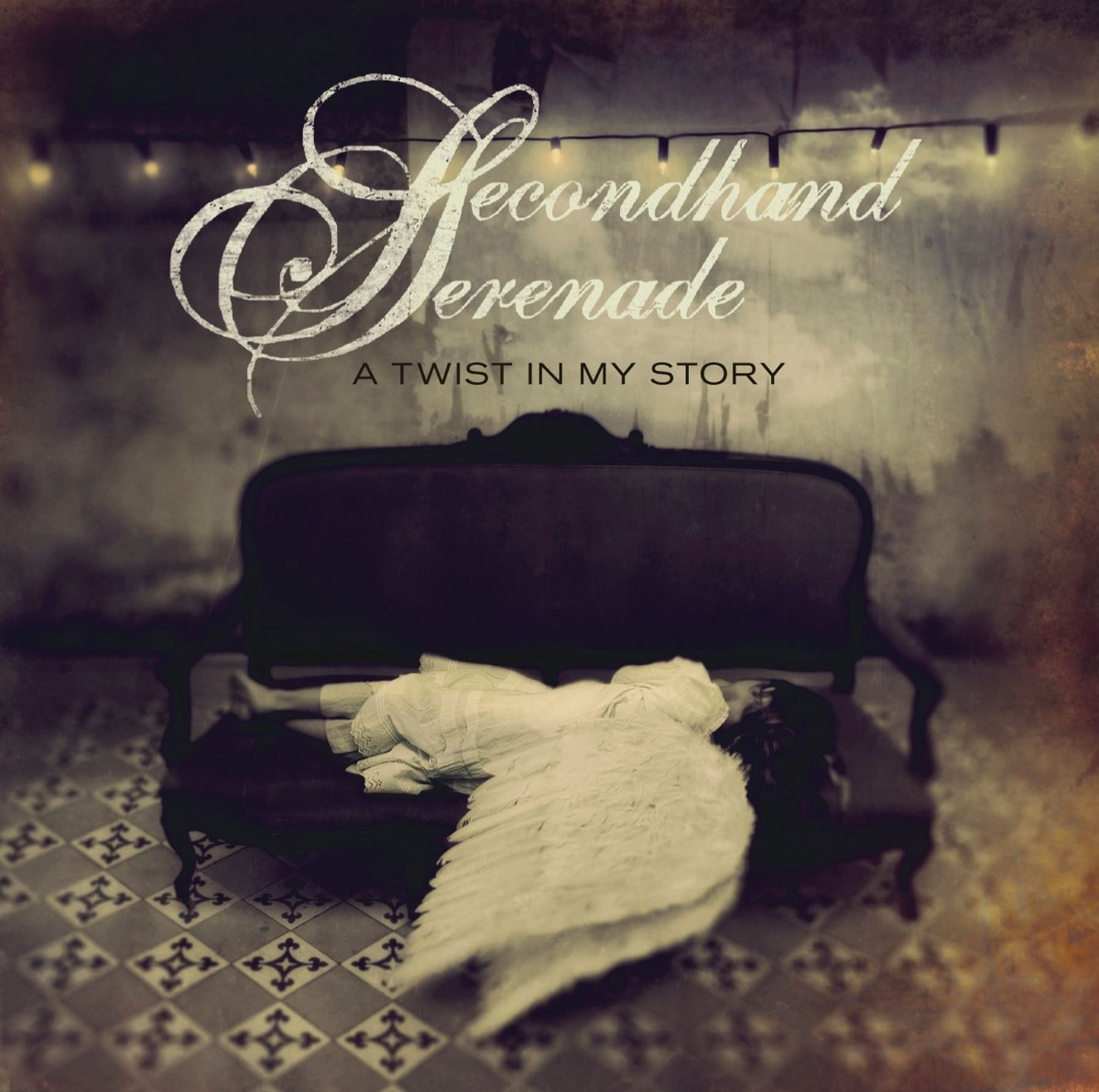 A Twist In My Story Album Cover by Secondhand Serenade