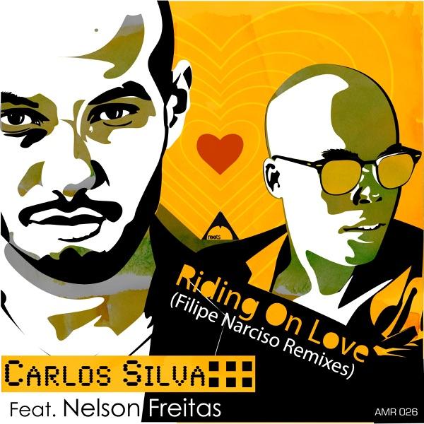 Riding On Love (feat. Nelson Freitas) - Single