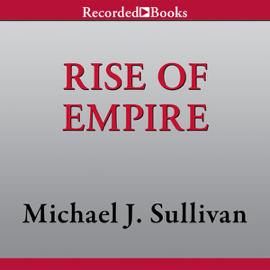 Rise of Empire: Riyria Revelations, Volume 2 (Unabridged) audiobook