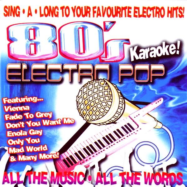 80's Electro Pop Karaoke!