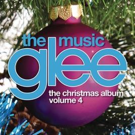 glee the music the christmas album vol 4 ep glee cast