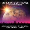 A State of Trance 650 - New Horizons (Mixed by Armin van Buuren, BT, Aly & Fila, Kyau & Albert, Omnia), Various Artists