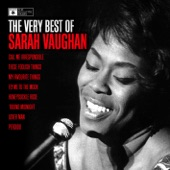 Sarah Vaughan - Midnight Sun