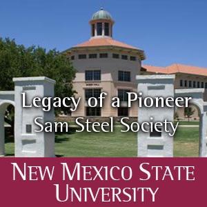 Legacy of a Pioneer Sam Steel Society