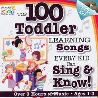 The Wonder Kids - 100 Toddler Learning Songs