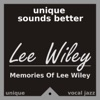 Memories of Lee Wiley ジャケット写真