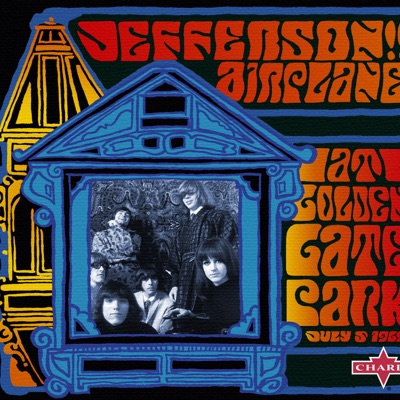 At Golden Gate Park, July 5 1969 (Recorded Live at the Polo Field, Golden Gate Park, San Francisco, 5th July 1969) - Jefferson Airplane