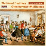 Volksmusik mit den Hammerauer Musikanten - Instrumental - Hammerauer Musikanten - Hammerauer Musikanten