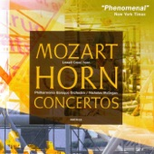 Lowell Greer, Nicholas McGegan and Philharmonia Baroque Orchestra - Concerto in E flat major, K 495. I. Allegro maestoso