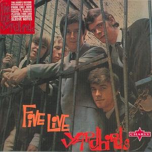 The Yardbirds - Let It Rock (Live)