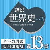 詳説世界史 第Ⅳ部概観:第Ⅳ部 第13章 帝国主義とアジアの民族運動