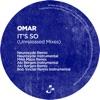 It's So (Unreleased Remixes) ジャケット写真