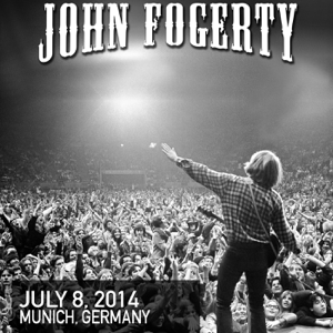 John Fogerty - 2014/07/08 Live in Munich, DE